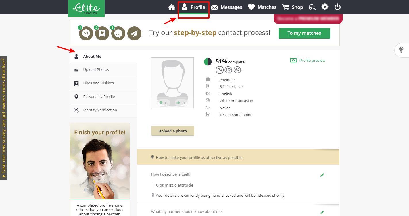 Dating website called tender offer