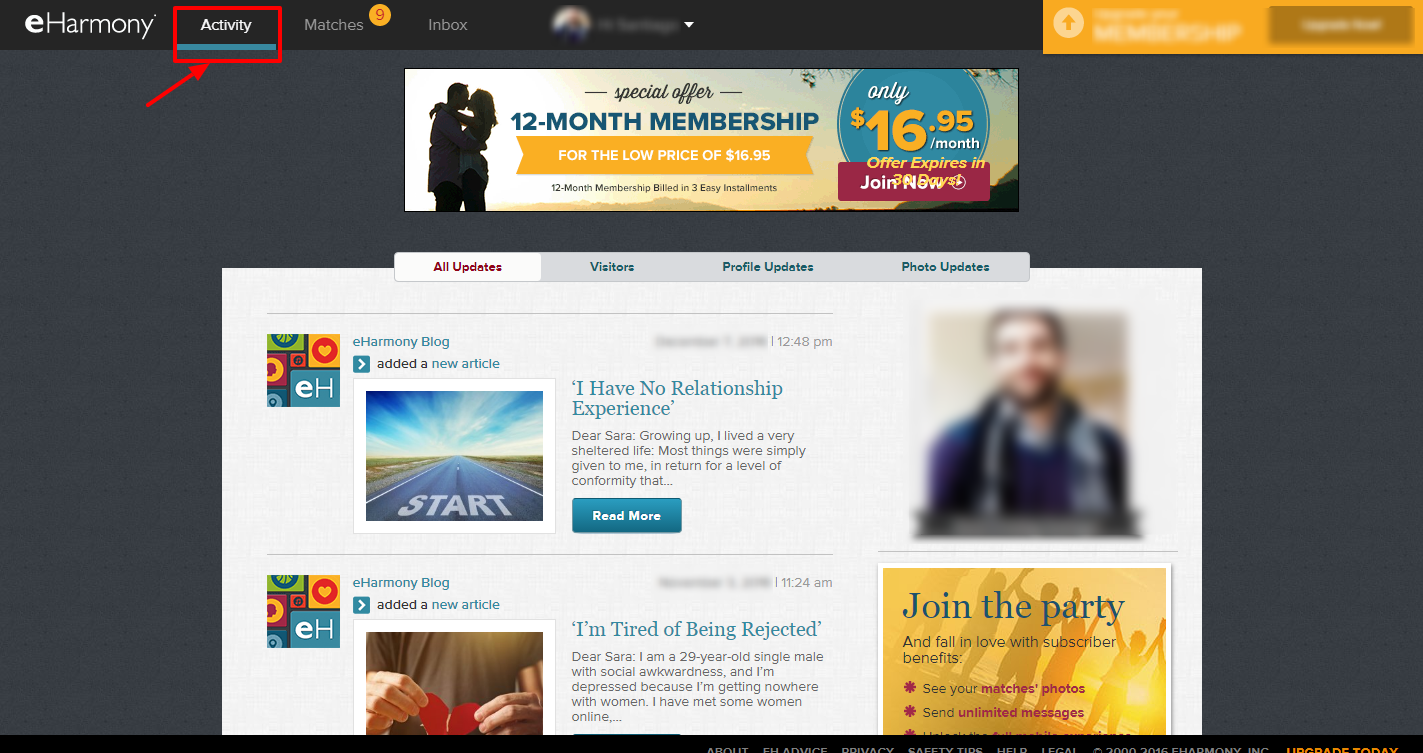 eharmony international dating Eharmony has suffered a security breach which saw the personal  the  international dating site has reset the passwords of affected customers.