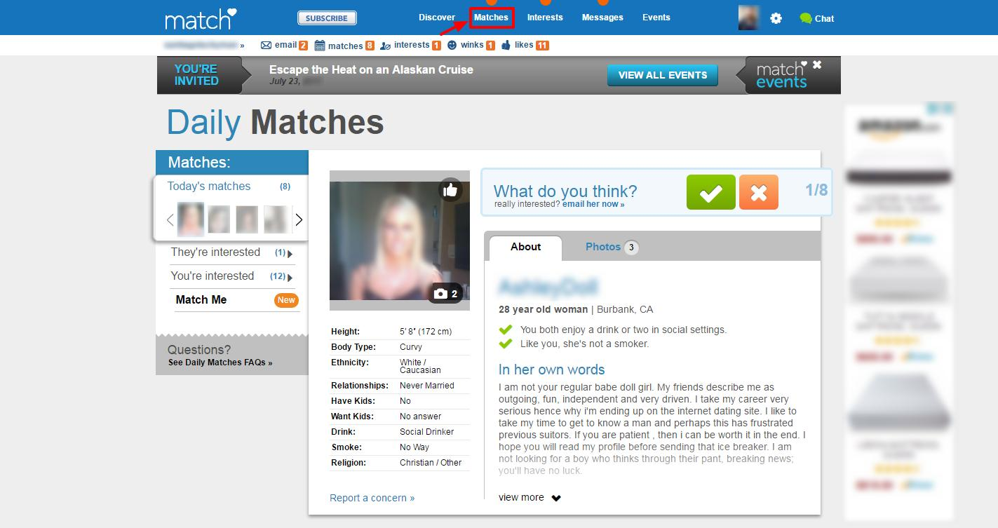 match .com review - 2