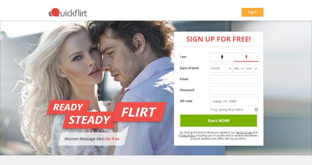 flirt dating online