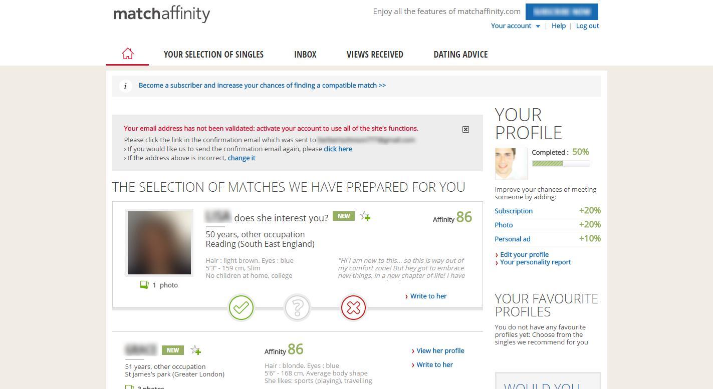 Anmeldelser af dating sites for over 50