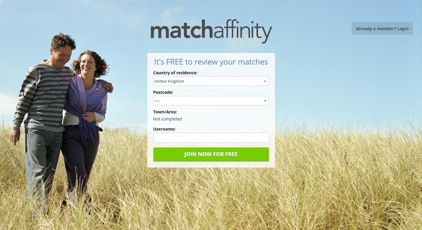 Matchaffinity com