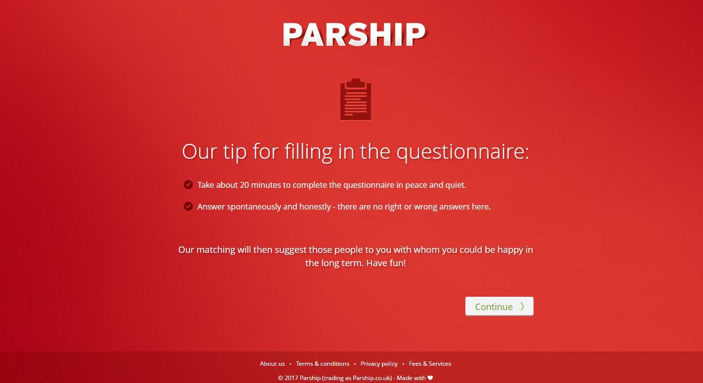 Login www parship de PARSHIP Kündigung: