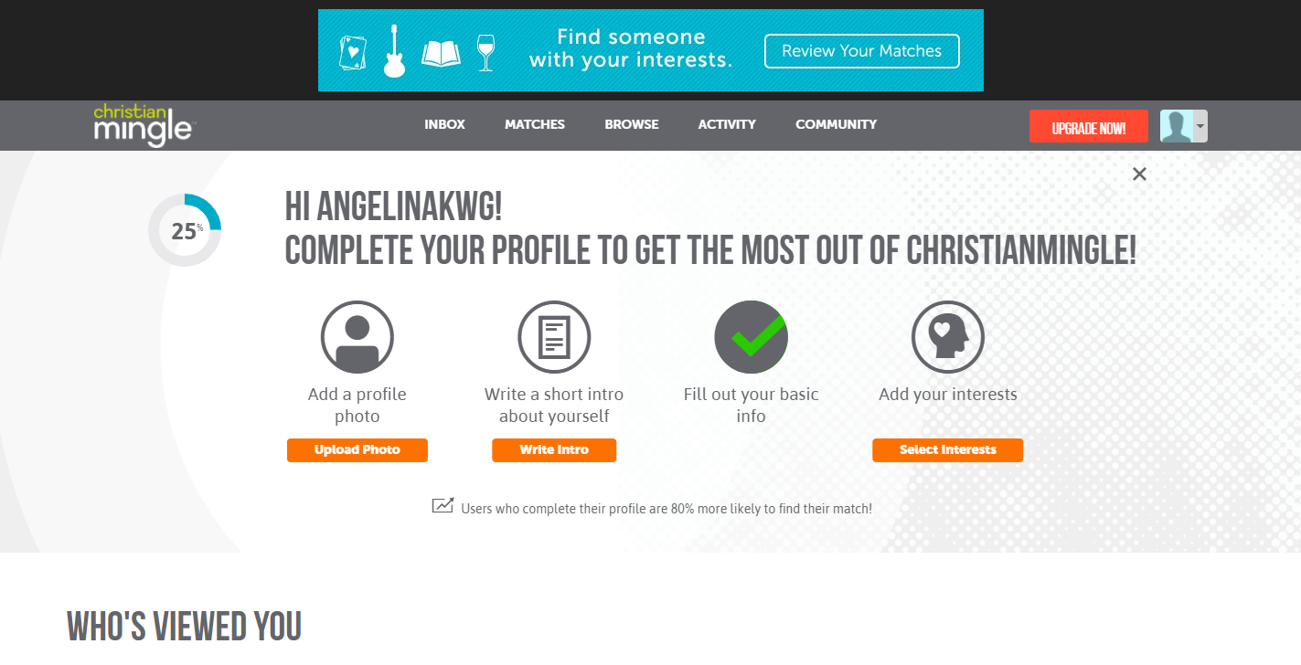Christianmingle.com Phone Number