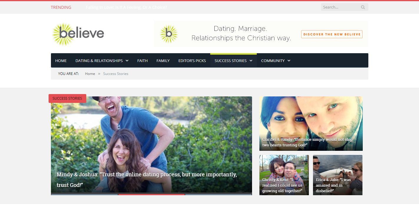 Christian mingle dating relationships