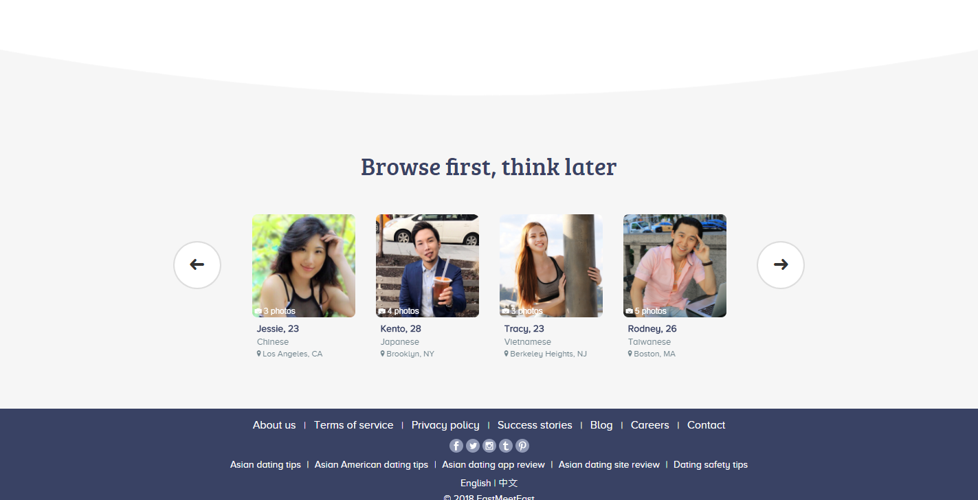 Dating-Websites Ranking