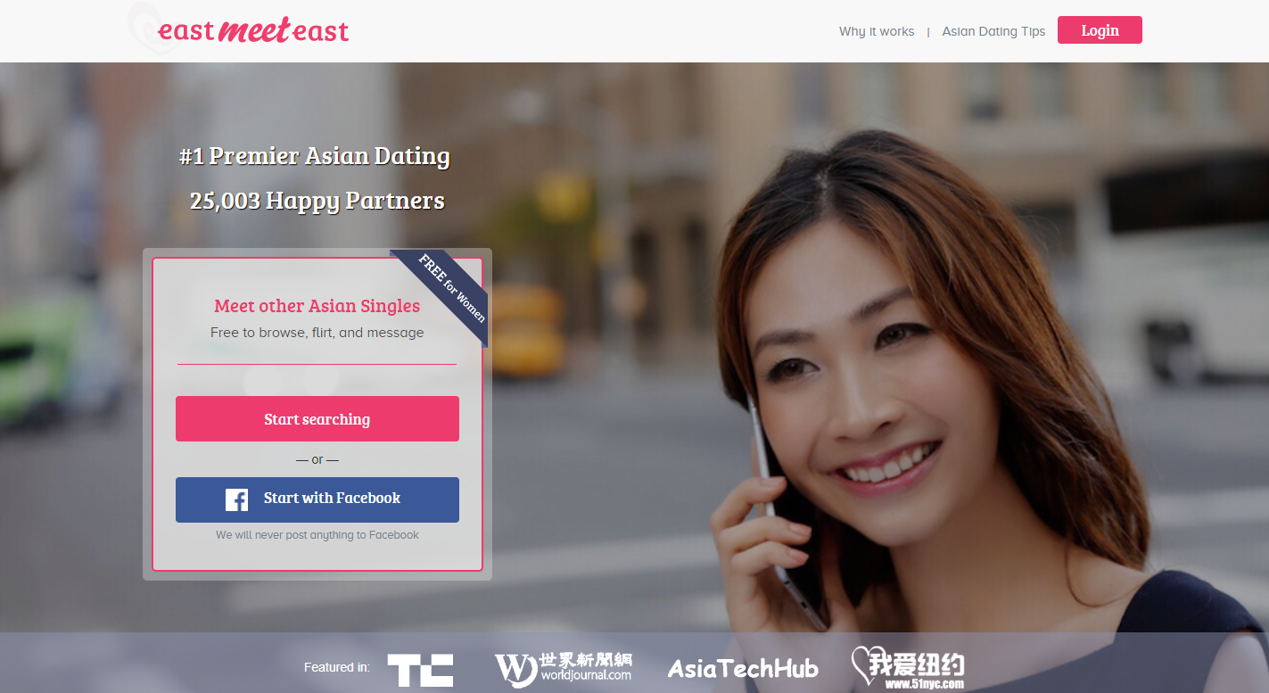 Asian dating app usa