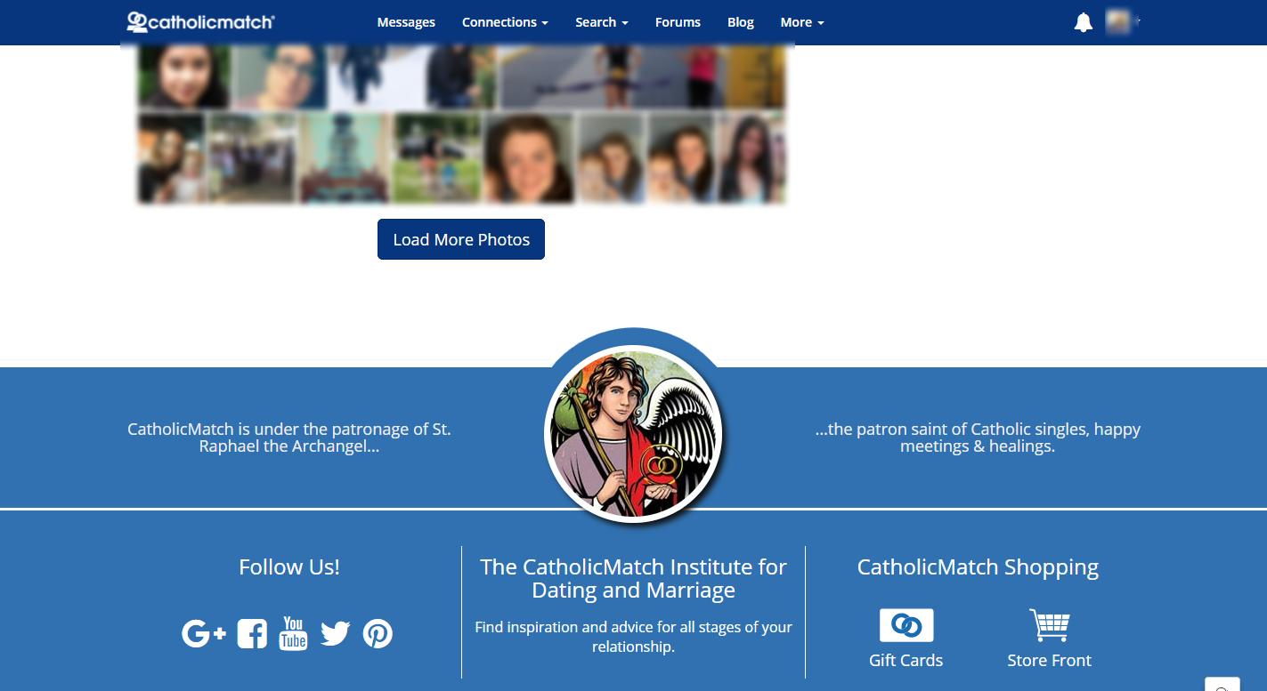 Catholic match free trial