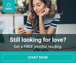 Keen Psychics: Get a 10 minute reading for only $1.99!