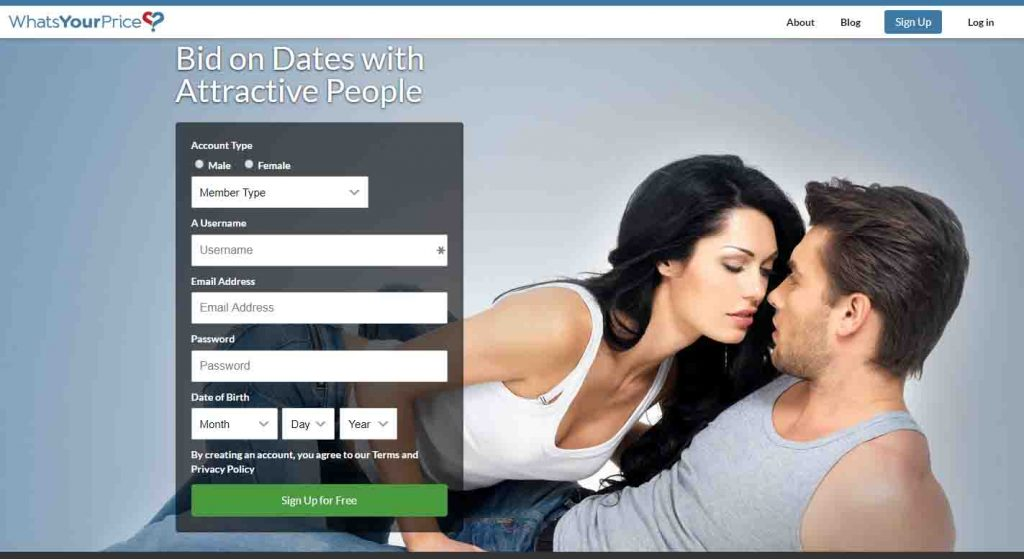 MySpace Dating Service